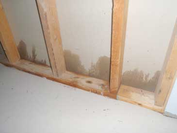 Wet-Drywall